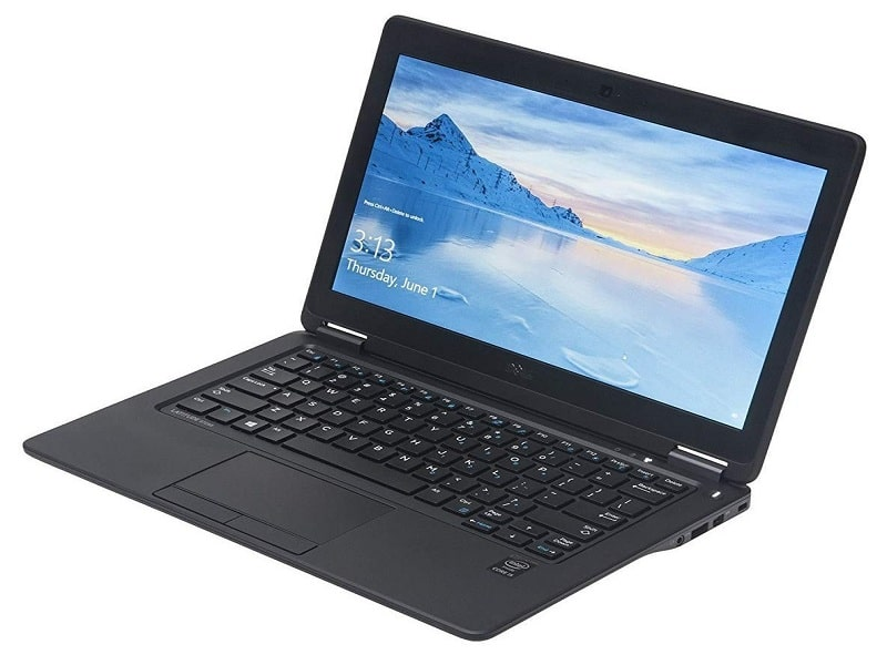 Laptop Dell E7250 core i7/ RAM 8G/ SSD 256G/ HD 3