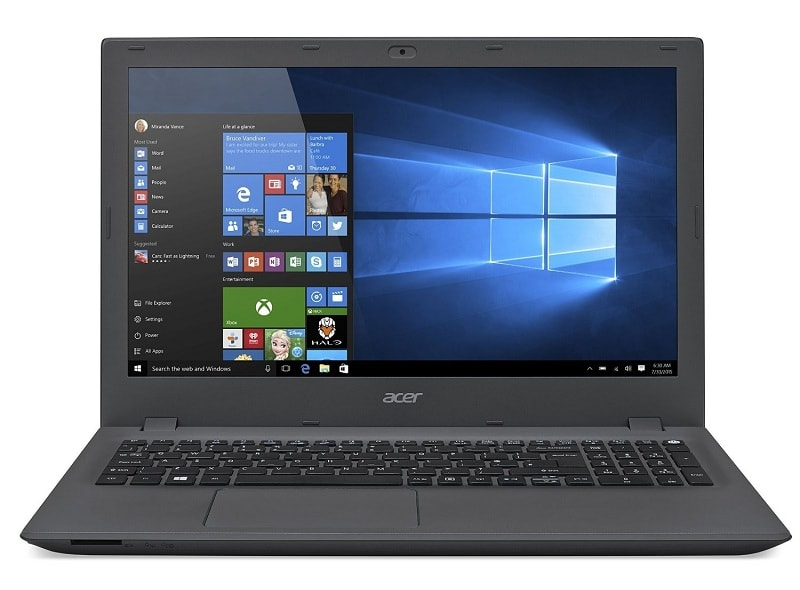Laptop Acer core i3 Aspire E5-575G-37WF