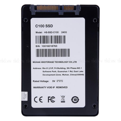 Ổ cứng SSD HIKVISION C100 240GB 2.5 inch Sata III 3