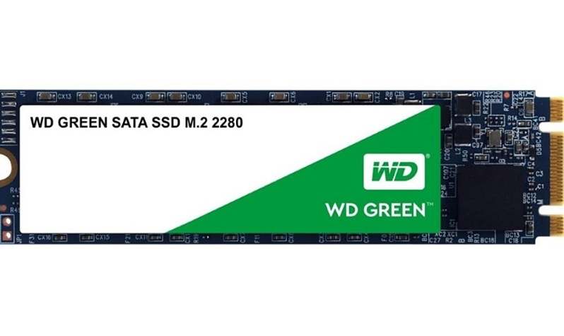 ổ cứng SSD WD Green