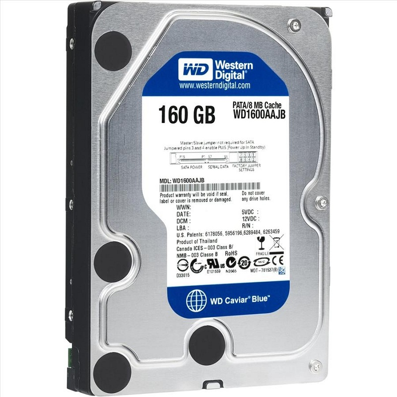 ổ cứng HDD 160GB