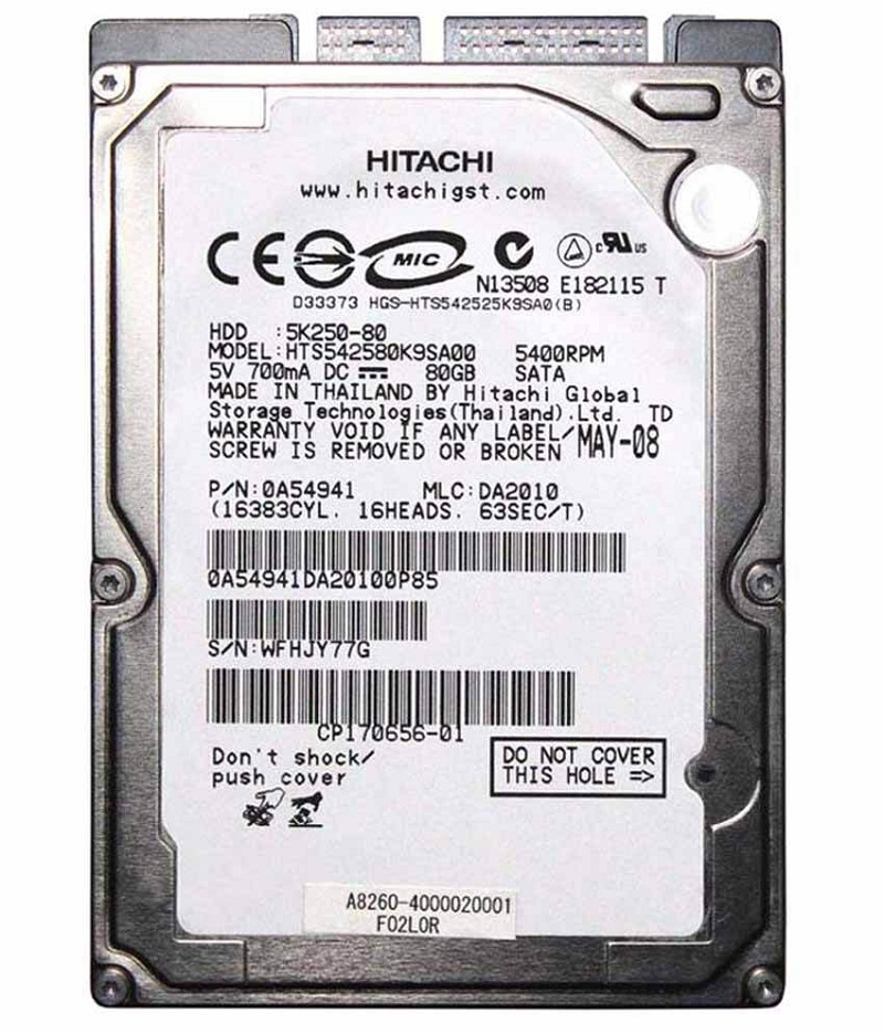 ổ cứng hdd 320gb