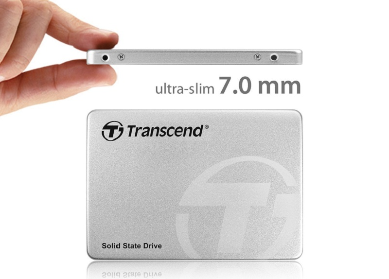 Ổ cứng ssd transcend