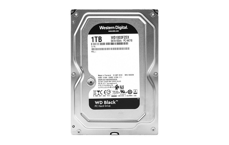 lắp 2 ổ cứng HDD