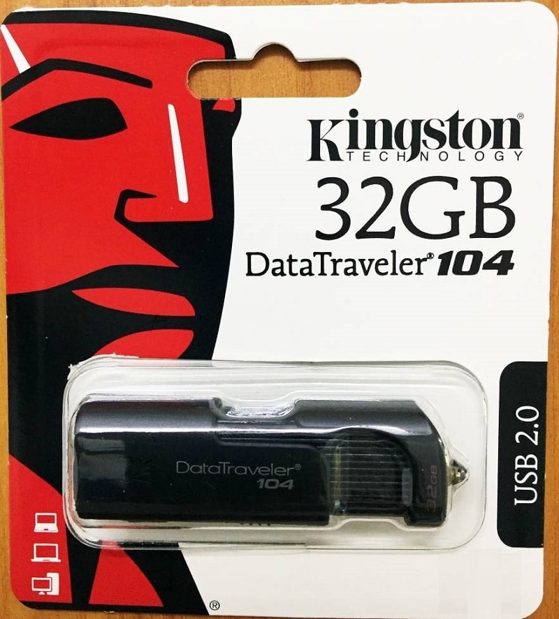 usb kingston 32gb